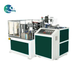 Automatic paper lidcover machine PL-145