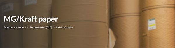 MG/Kraft paper