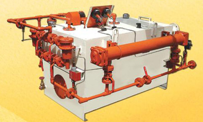 Continous Oil Lubrication System