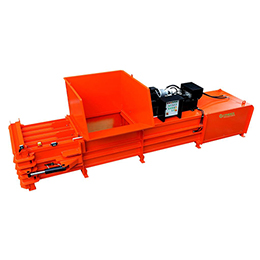 closed end semi-automatic balers