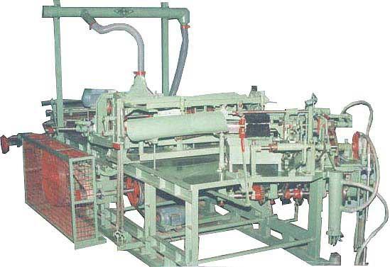 Paper Cone Making Machine