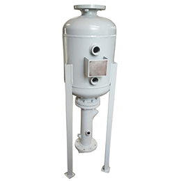 blowdown separators for boilers