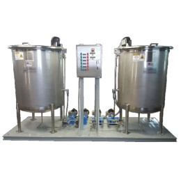 Chemical Feed & Mixing Systems