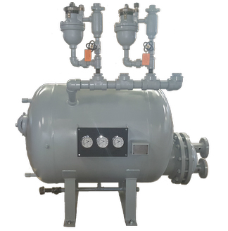 HC Continuous Boiler Blowdown Heat Recovery Systems