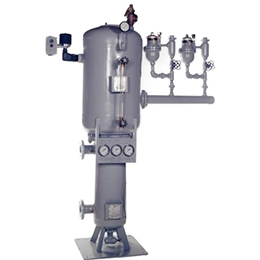 hv continuous boiler blowdown heat recovery systems