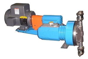 MH Series Diaphragm Metering Pump