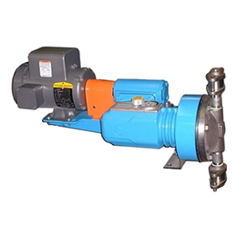 mh series diaphragm metering pump