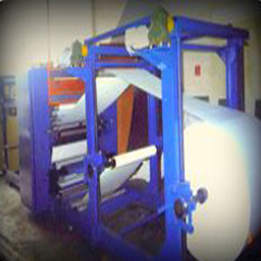 Paper Ruling & Sheeting Machine