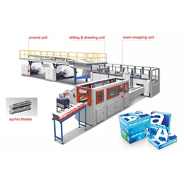 Fully Automatic Cut-Size Sheeting & Ream Wrapping Machine PCMA4-30 Catalogue