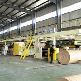 Automatic Corrugated Box Line