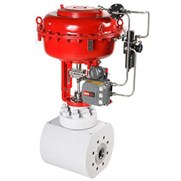 high-pressure valves