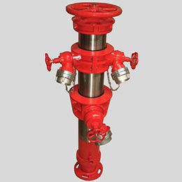 tunnel hydrant high-grade steel