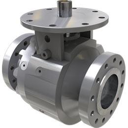 c-series customizable isolation valves
