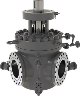 DV-4 Reliable switching valve