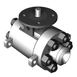 sc-3pc isolation valves