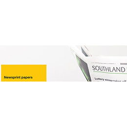 Newsprint papers