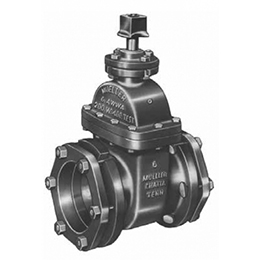 DOUBLE-DISC NRS GATE VALVES