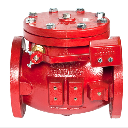 SWING TYPE LEVER AND WEIGHT CHECK VALVE