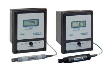 720 SERIES II pH-ORP MONITOR-CONTROLLERS