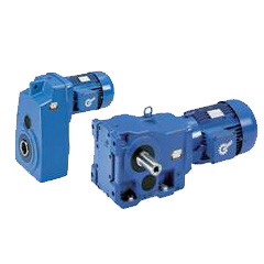 Gear Boxes and Geared Motors