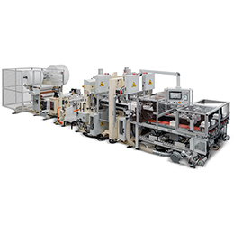 tv 840 line tissue converting line for napkins