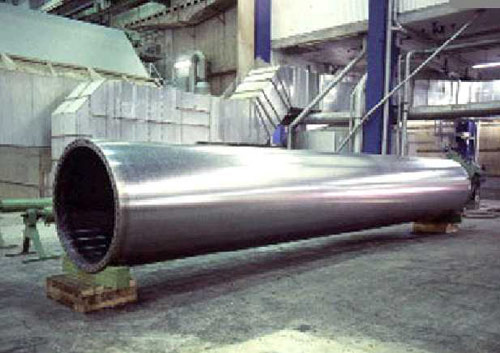 Suction Roll Steel And Special Metals Outokumpu