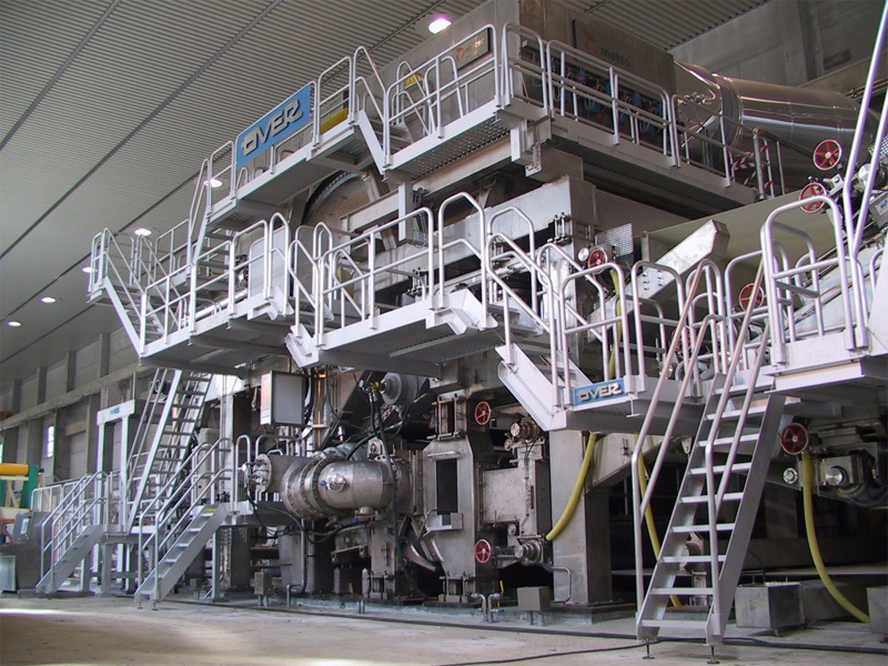 Tissue Paper Making Machines | Paper Machines And Installation