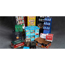 Retail Packaging and Displays
