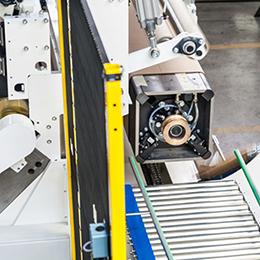 fiber drum production lines