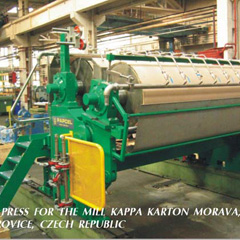 Stock Preparation Machinery