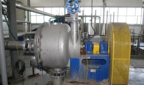 Washing separator VSV