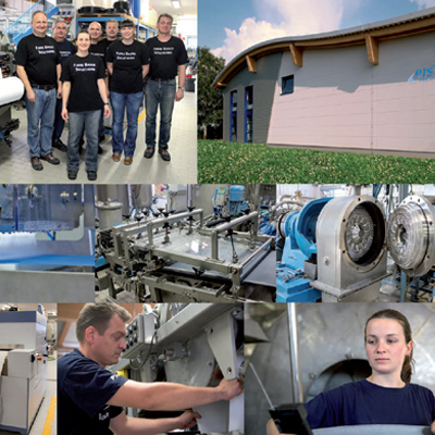 PTS Pilot Plant for Innovative Paper and Wet-Laid Nonwoven Developments
