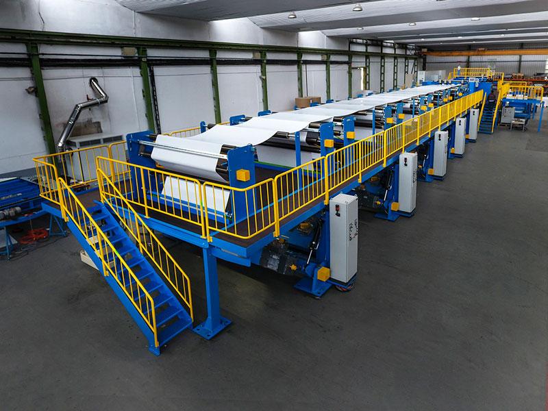 Paperboard Sheeter Machines