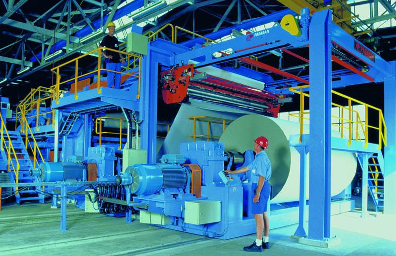 Paper Sheeter Machinery