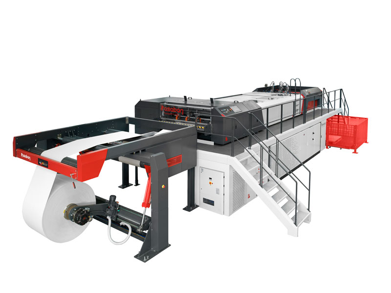 Paper and Folding Carton Sheeter