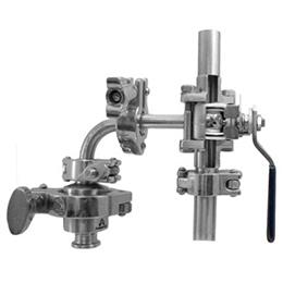 clean steam trap valves