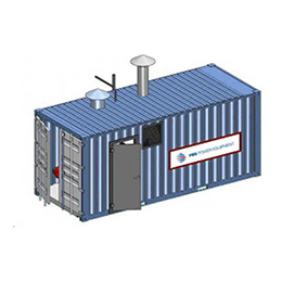 Container Boiler Room