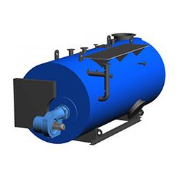 Steam Boilers PB-P, PB-PP