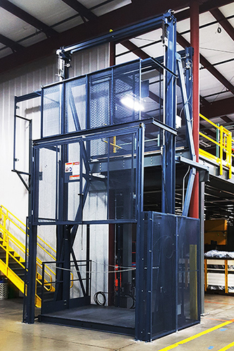Hydraulic Vertical Lifts – 21 Series