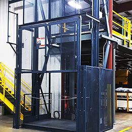hydraulic vertical lifts-21 series