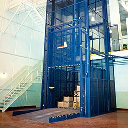 mechanical vertical lifts-f series