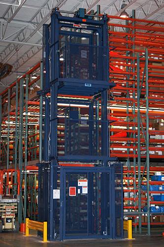 Mechanical Vertical Lifts – M Series