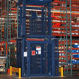 mechanical vertical lifts-m series