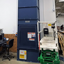 package handling lift-b series