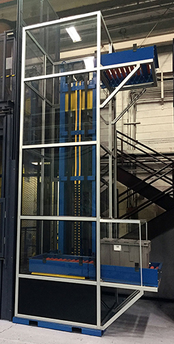 Package Handling Lifts – DB Series