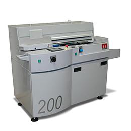 digibook 200-perfect binding machine