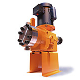 promus series motor driven metering pump