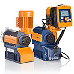 sigma-1 diaphragm metering pump-control type