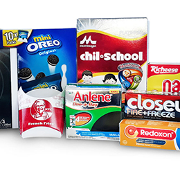 Offset Printed Packaging Boxes