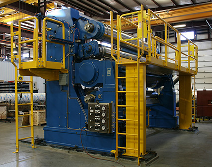 PAPER MACHINE FINISHING SECTIONS